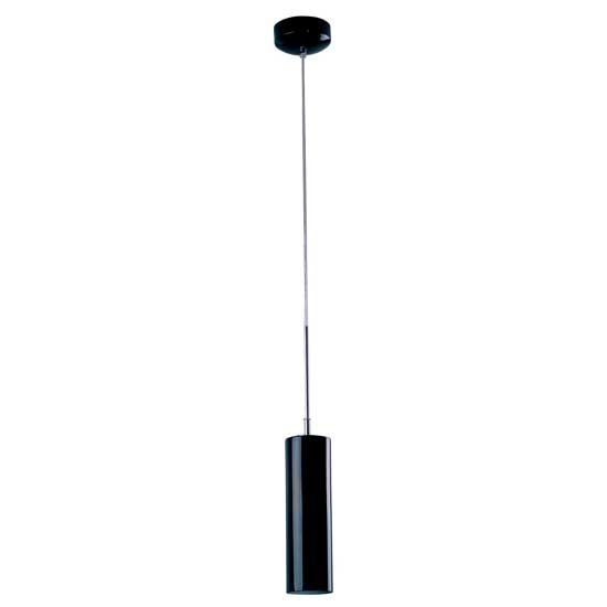 Cylinder pendant lamp with black glass church lighting pinterest cylinder pendant lamp with black glass aloadofball Gallery