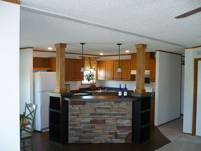 Manufactured Home Kitchens Manufactured Home And Mobile Home Floor