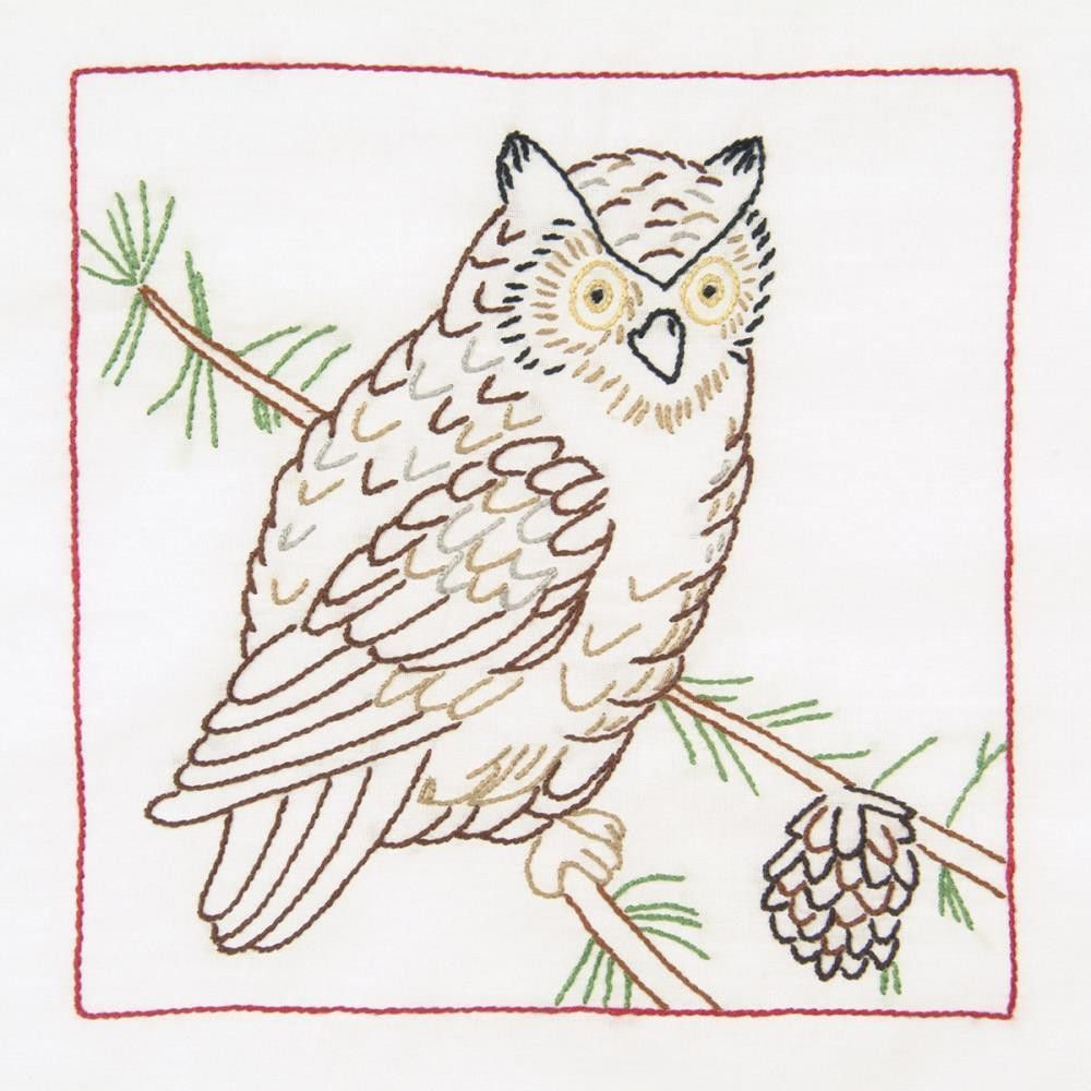 Stamped white quilt blocks 9x9 12pkg owl owl owl quilts and stamped white quilt blocks 9x9 12pkg owl bankloansurffo Image collections