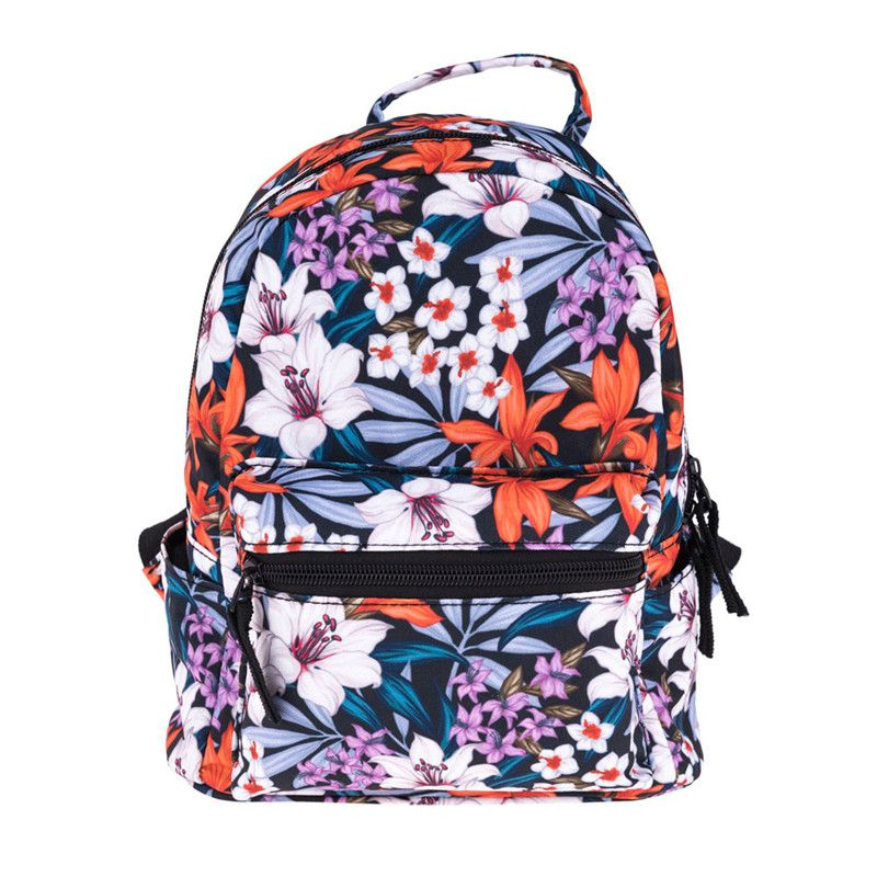 2017 newest very popular Child color Print Rucksack Mini Backpack ...