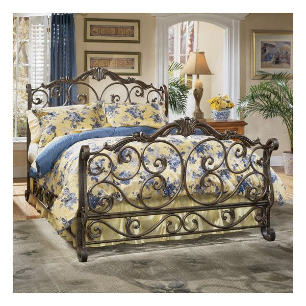 Alpine Queen Metal Bed By Ashley Furniture Queen Metal Bed