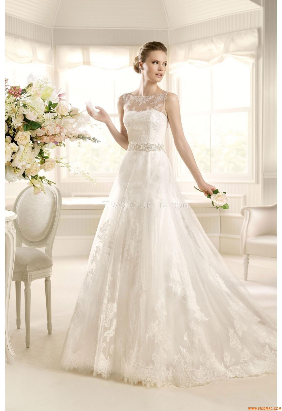 Vestidos de noiva La Sposa Mecenas 2013