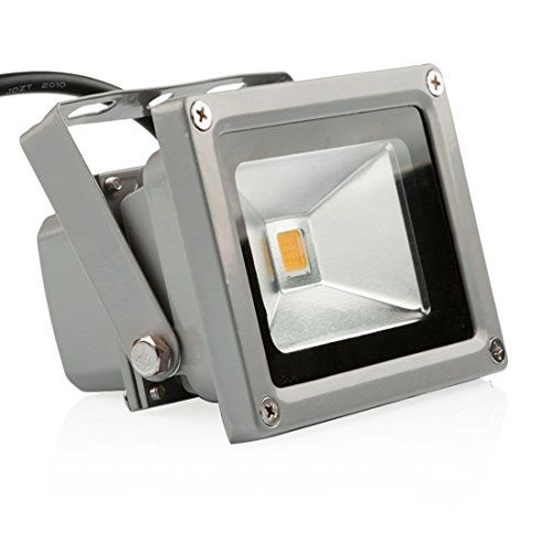 38 99 Ledmo 10w Warm White Led Flood Light Outdoor Floodlight Spotlight Ac85265 Ip65 Lamps 3000k 800lm 50w Halog Led Flood Lights Led Flood Security Lights