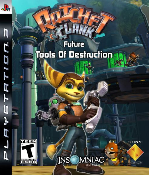 Ratchet And Clank ラチェット ゲーム