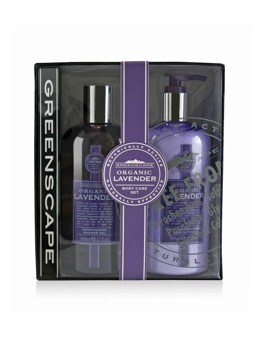 Greenscape Skin Care Shower & Body Duo Gift Set. Our