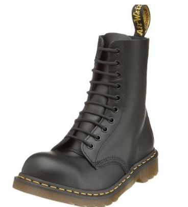 十孔鐵頭馬丁靴,台灣專櫃7999,DygoGo搶購價$3399
