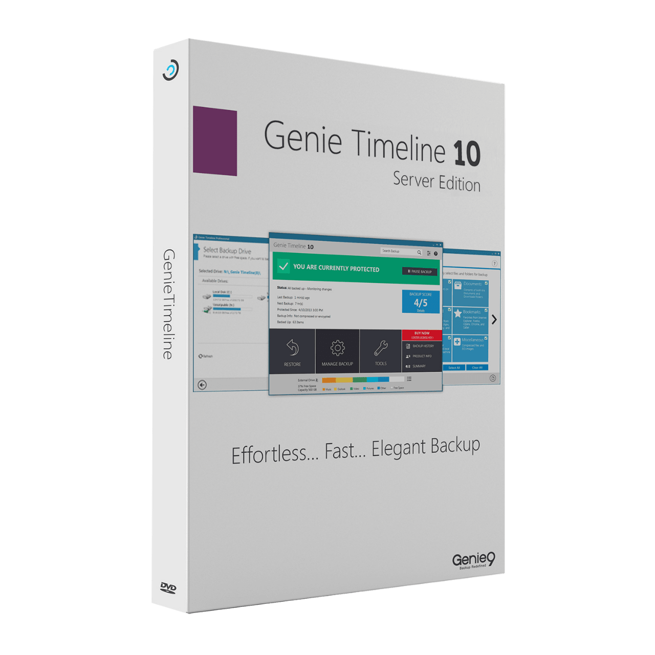 Genie Timeline Server 10 Review & Get Lifetime License Key