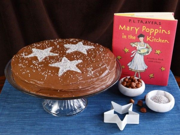 Who Was P L Travers Mary Poppins Author History Kitchen Pbs Food Sukkot Recipes Pbs Food Eat Cake