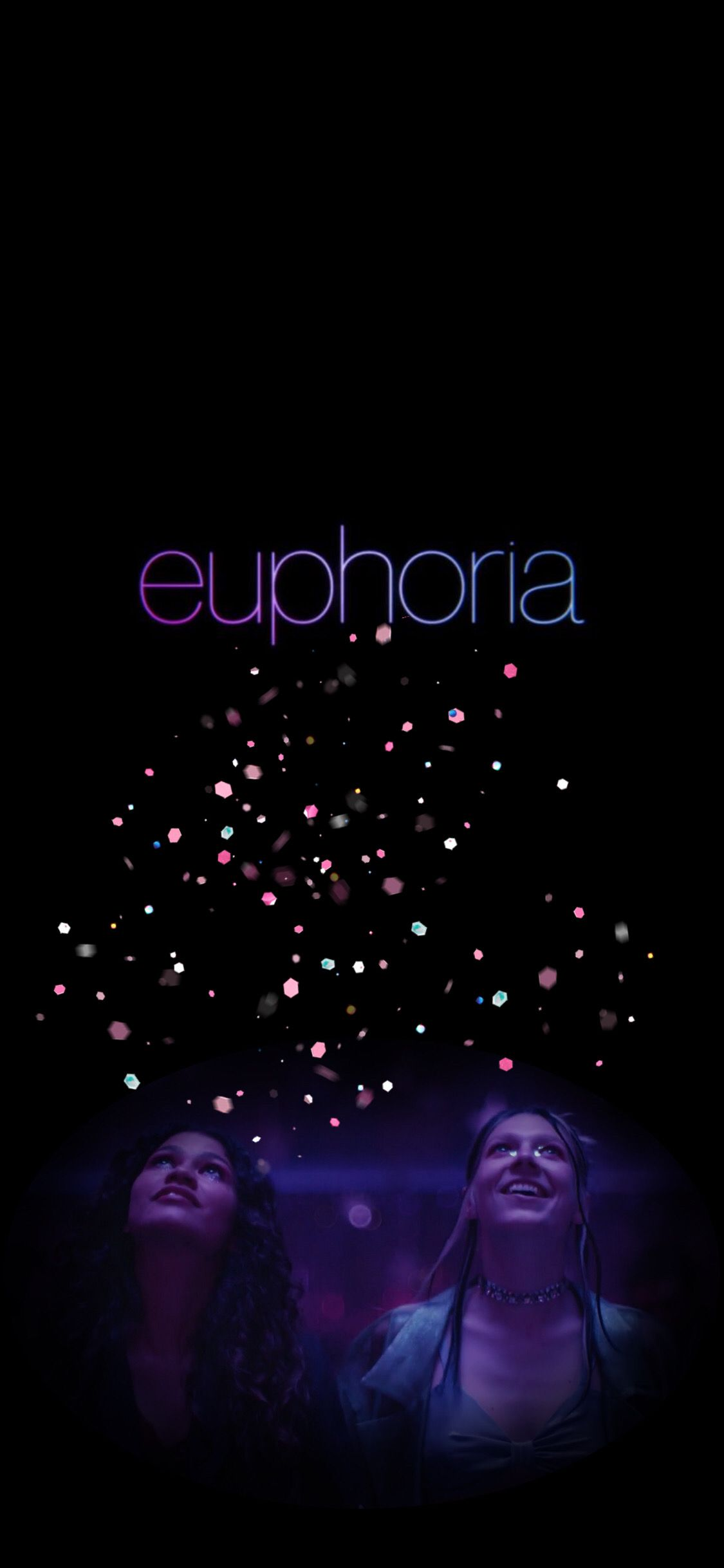 Wallpapers for IPhone Euphoria HBO Rules | Зендая коулман ...