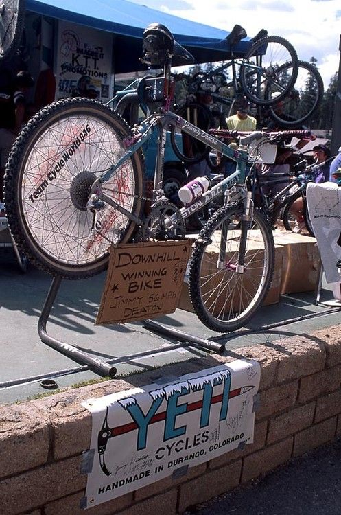 Yeti Arc Mtb Vintage 2 Yeti Cycles Bicycle E Bike