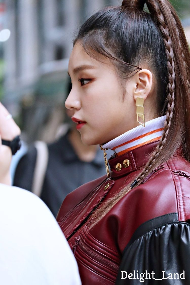 Pin by 𝘩𝘦𝘪𝘥𝘪 !! on ITZY • 있지 in 2020 Kpop hair, Hair