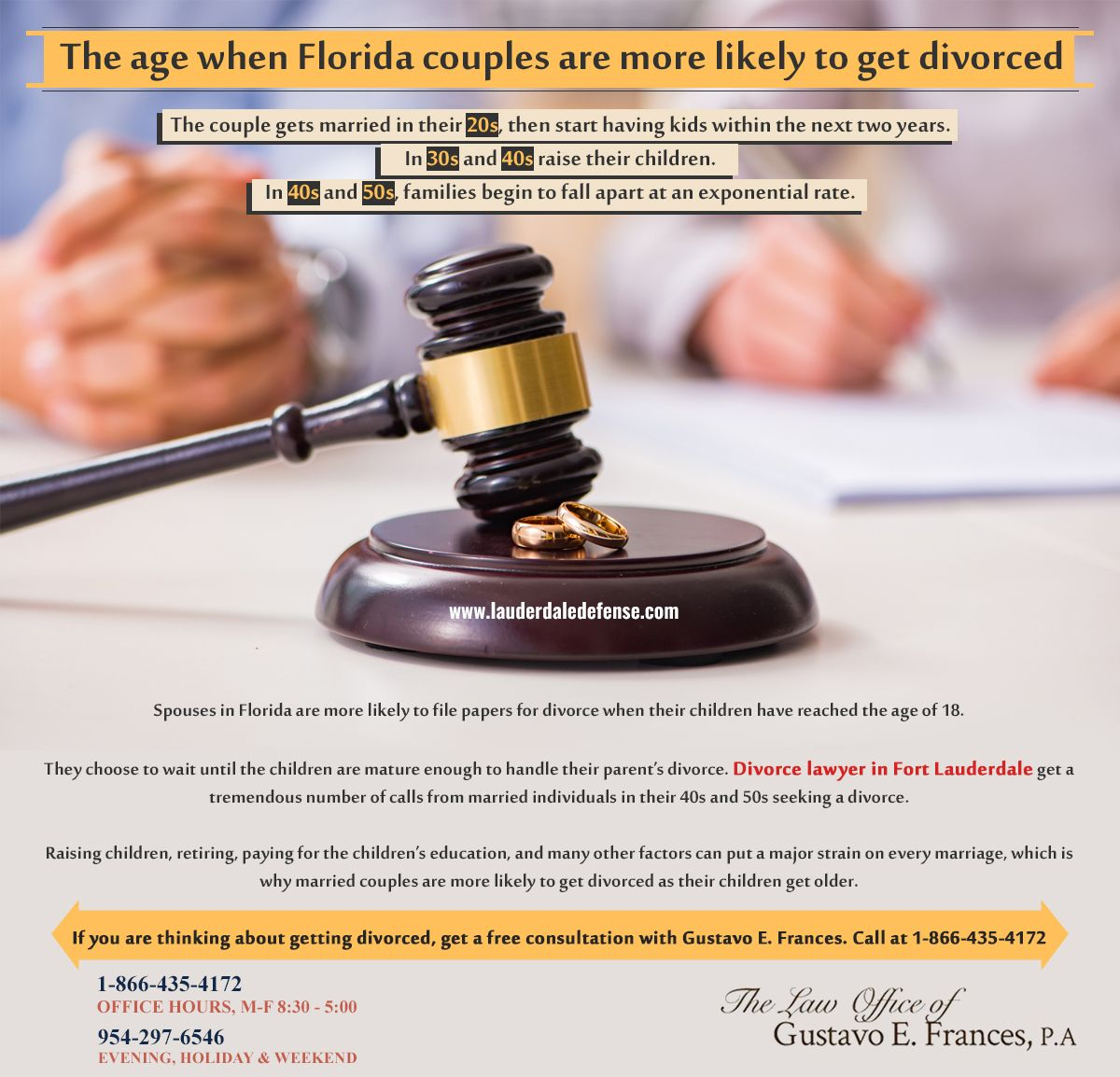 Consult with the FortLauderdaledivorceattorney from the