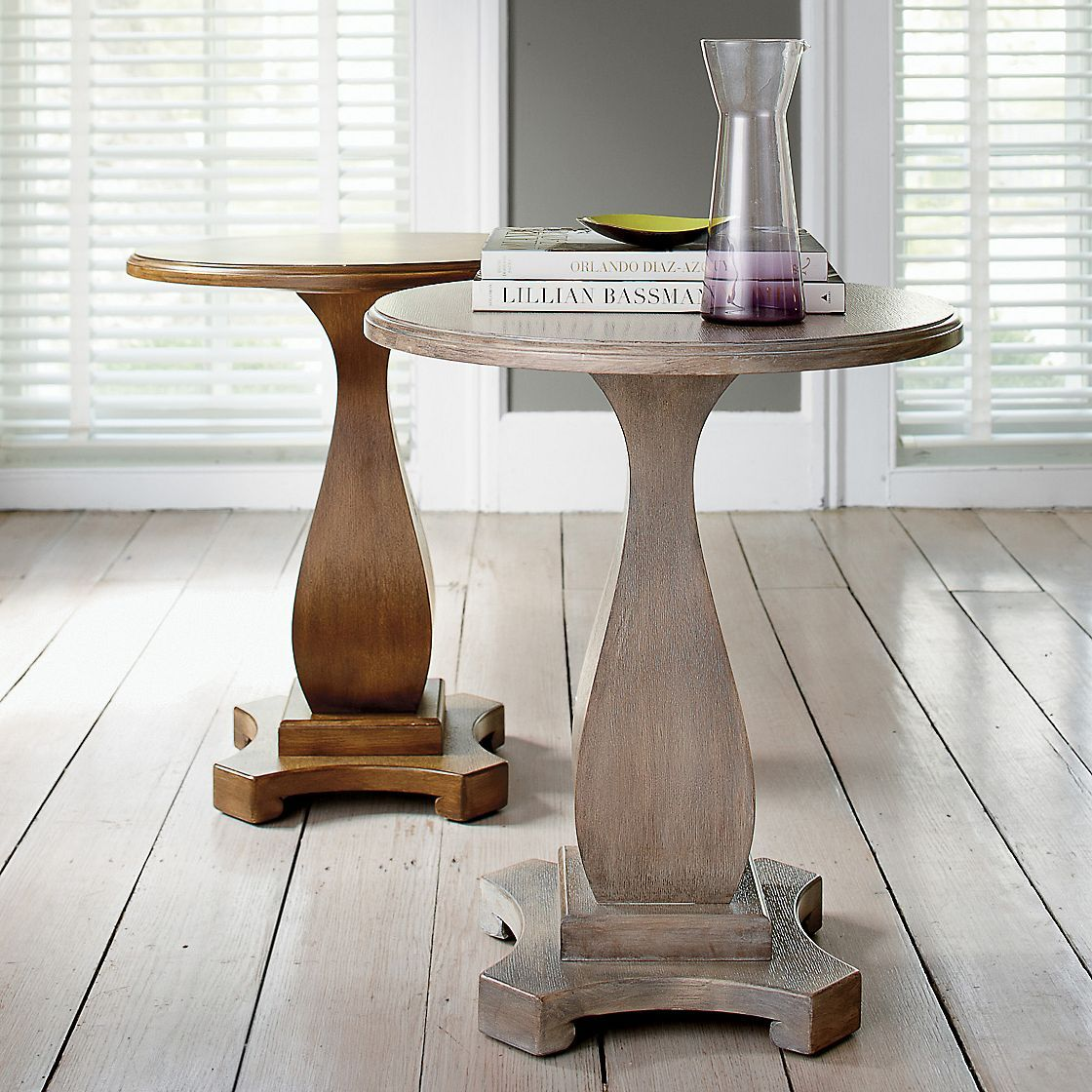 The Company Store 279 Side Table Living Room Accent Tables Table [ 1120 x 1120 Pixel ]