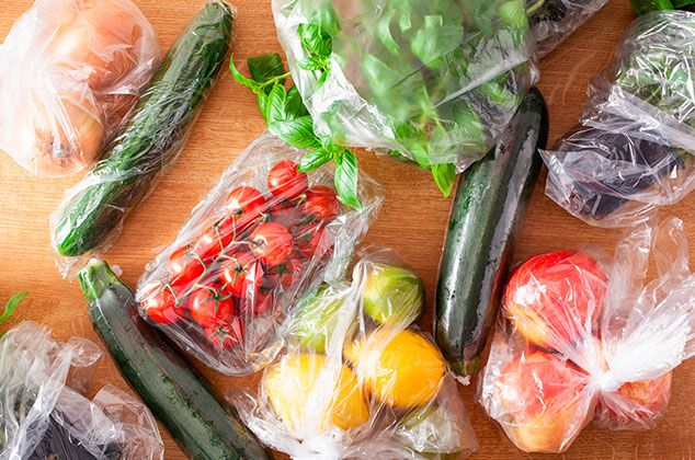 Cómo conservar frutas y verduras frescas para toda la semana, ¡o más!