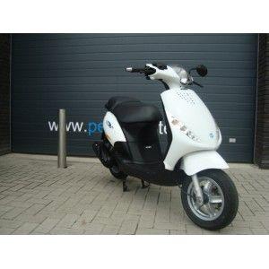 mijn scooter