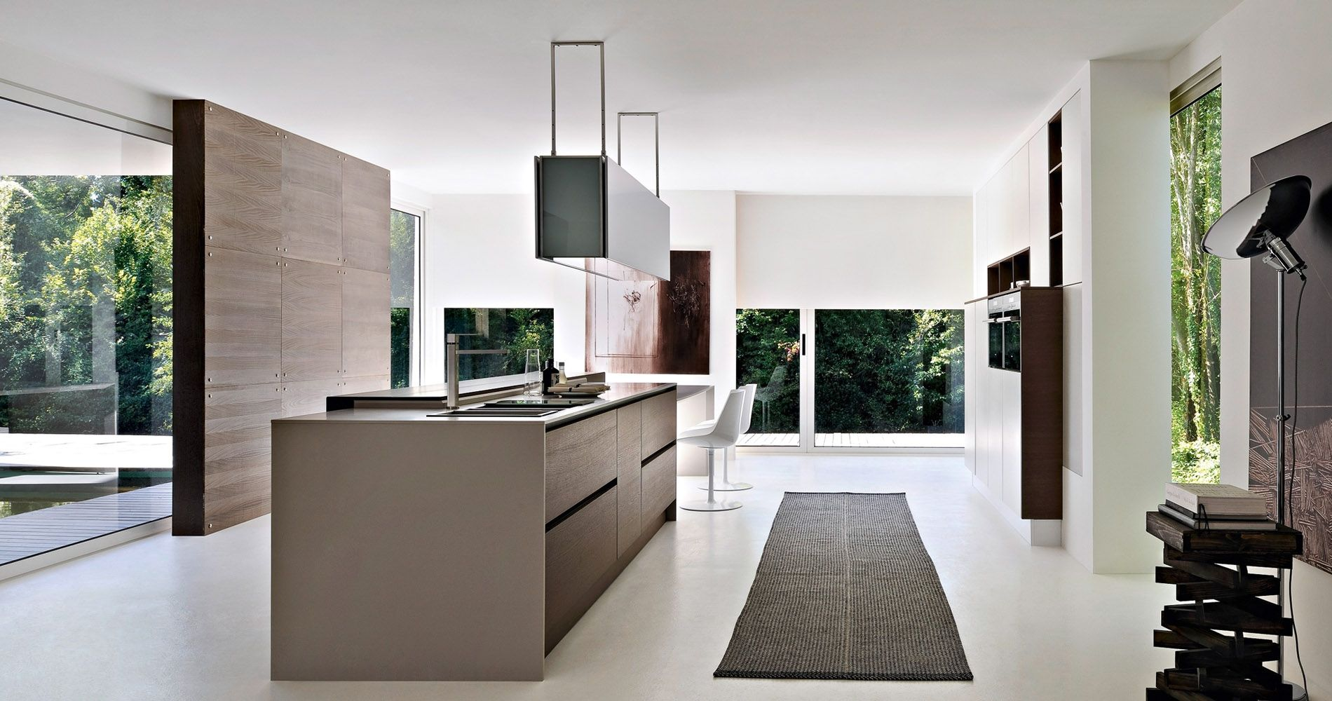 Charmant Modern European Kitchen Cabinets Style