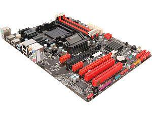 BIOSTAR TA970 AM3+ AMD 970 + SB950 SATA 6Gb/s USB 3 0 ATX