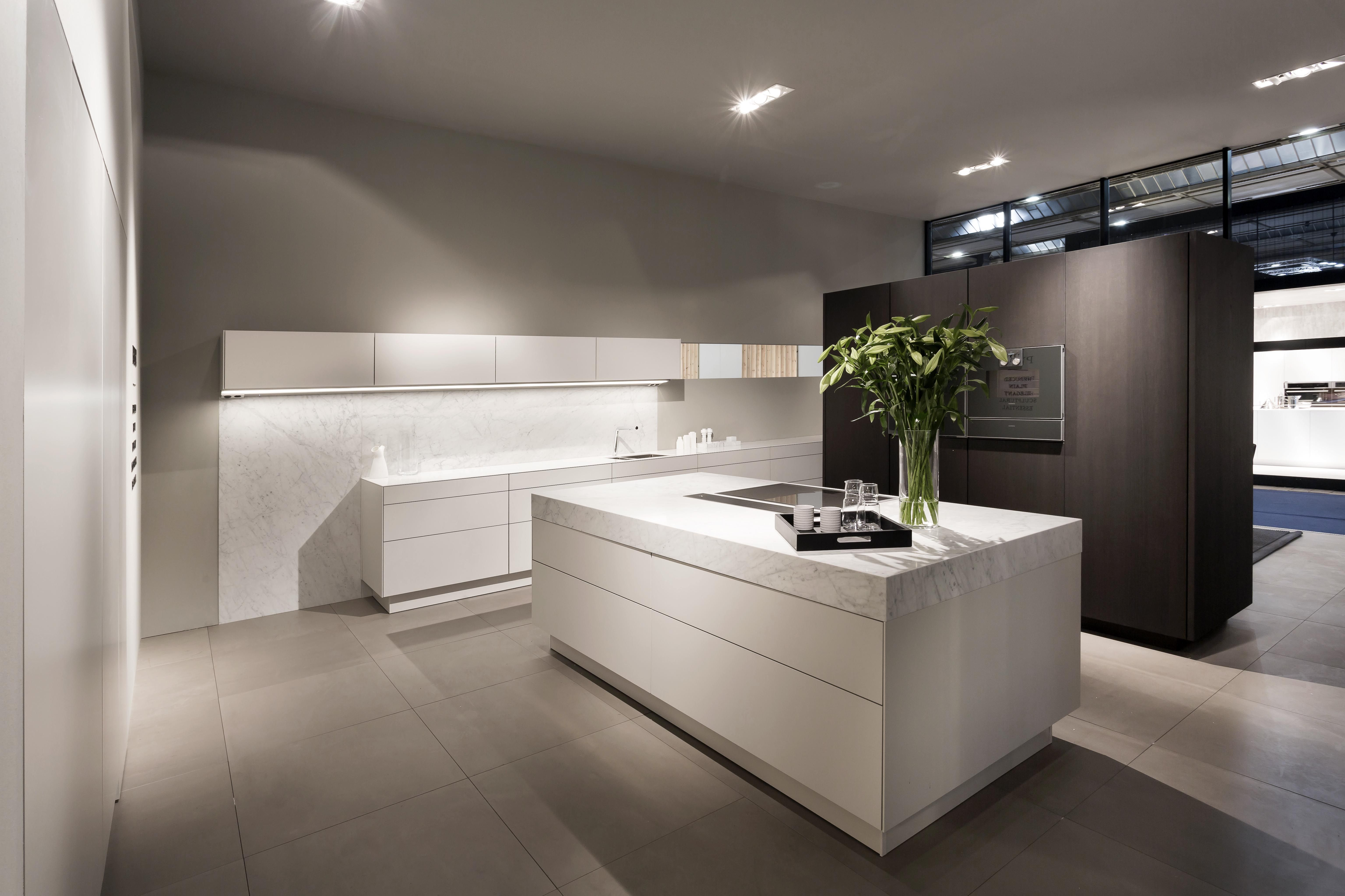 siematic pure, sterling grey, carrara marble, composite supreme ... - Kche Siematic
