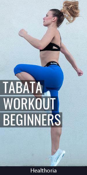 Tabata can be fun, and very effective, but don't start with the super hard workouts. Try these Tabat...