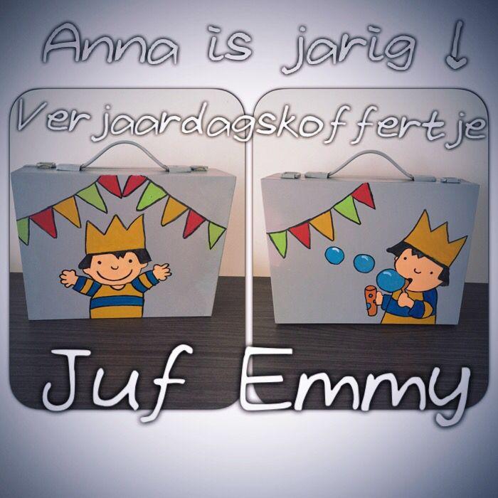 Juf Jarig