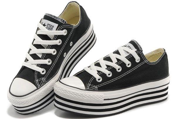 all star converse platform sneakers