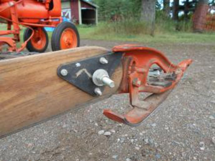 Ford Tractor Model 501 : Ford mower swath board implement alley forum