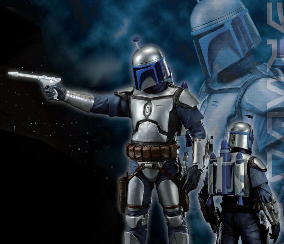 Jango Fett Outfit Image Clone Wars Star Wars Jango Fett Star Wars Pictures Star Wars Poster