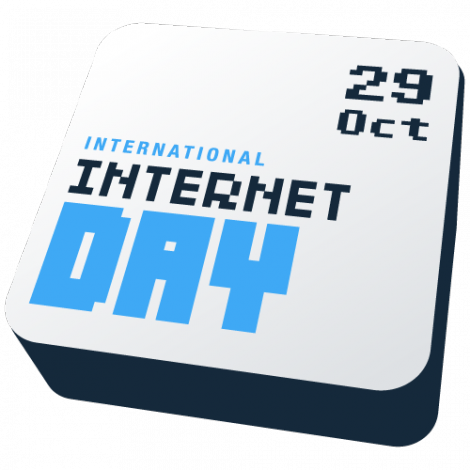 Happy National Internet Day Usdragons Are Celebrating By Using The Internet D Staying Safe Online Day Happy Independence Day
