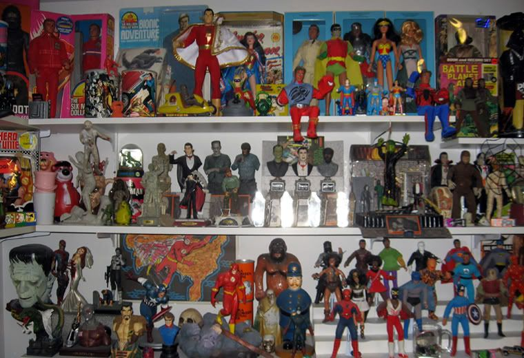 Show off your toy collection in Monster Toys and Collectibles Forum    Monster toys, Toy collection, Collectibles