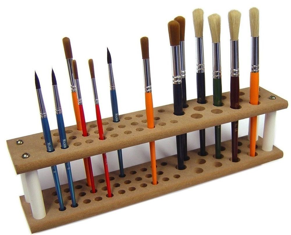 Found on bing from wwwebaycouk paint brush holders