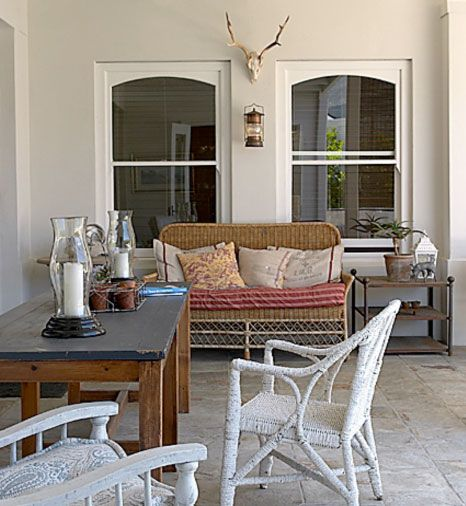 French Scandinavian Outdoor Furniture Sets Decor South African Homes