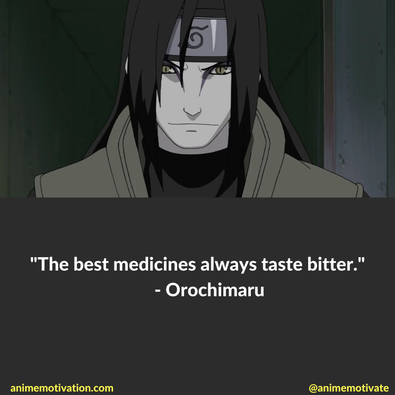 16+ Orochimaru Quotes From Naruto That Will Make You Think!