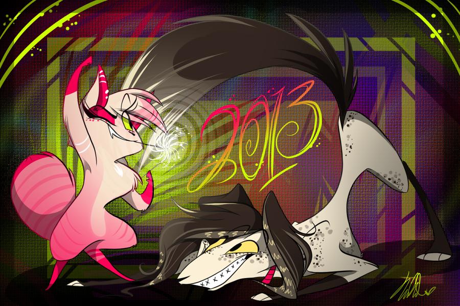 Welcome 2013 Vivziepop Art Zoophobia Comic Vivziepop Zoophobia
