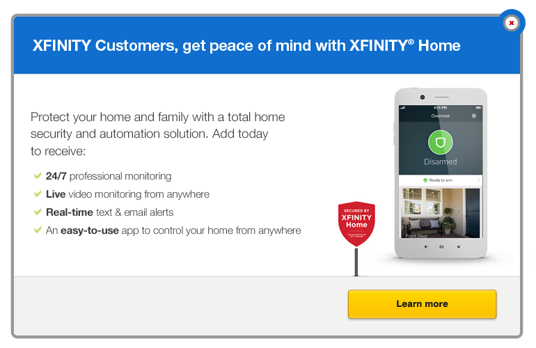 Comcast | My Account | Ecobill® Online Bill Pay | Help & Support