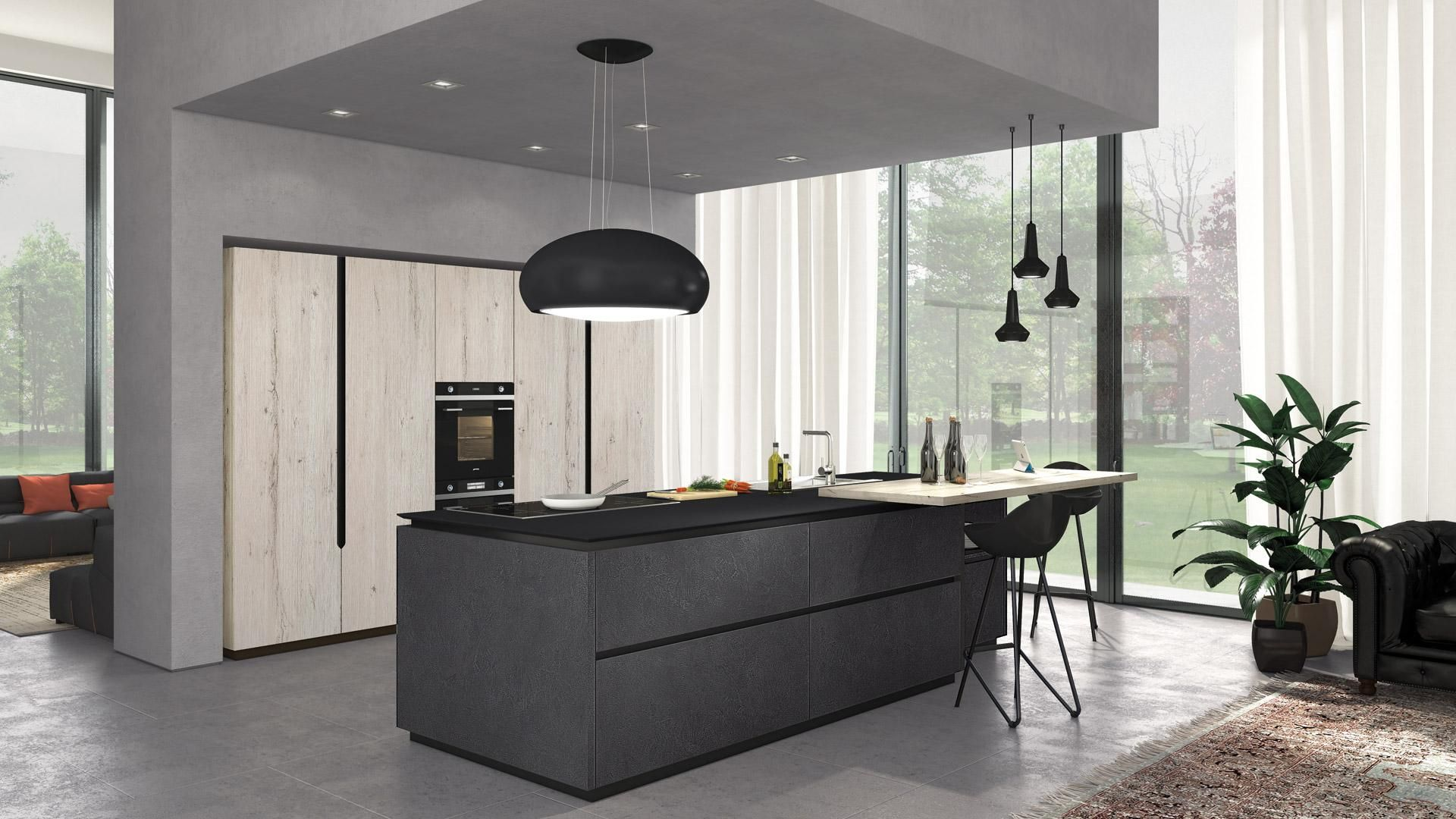 Oltre - Cucine Moderne - Cucine Lube | Idee per la casa | Pinterest