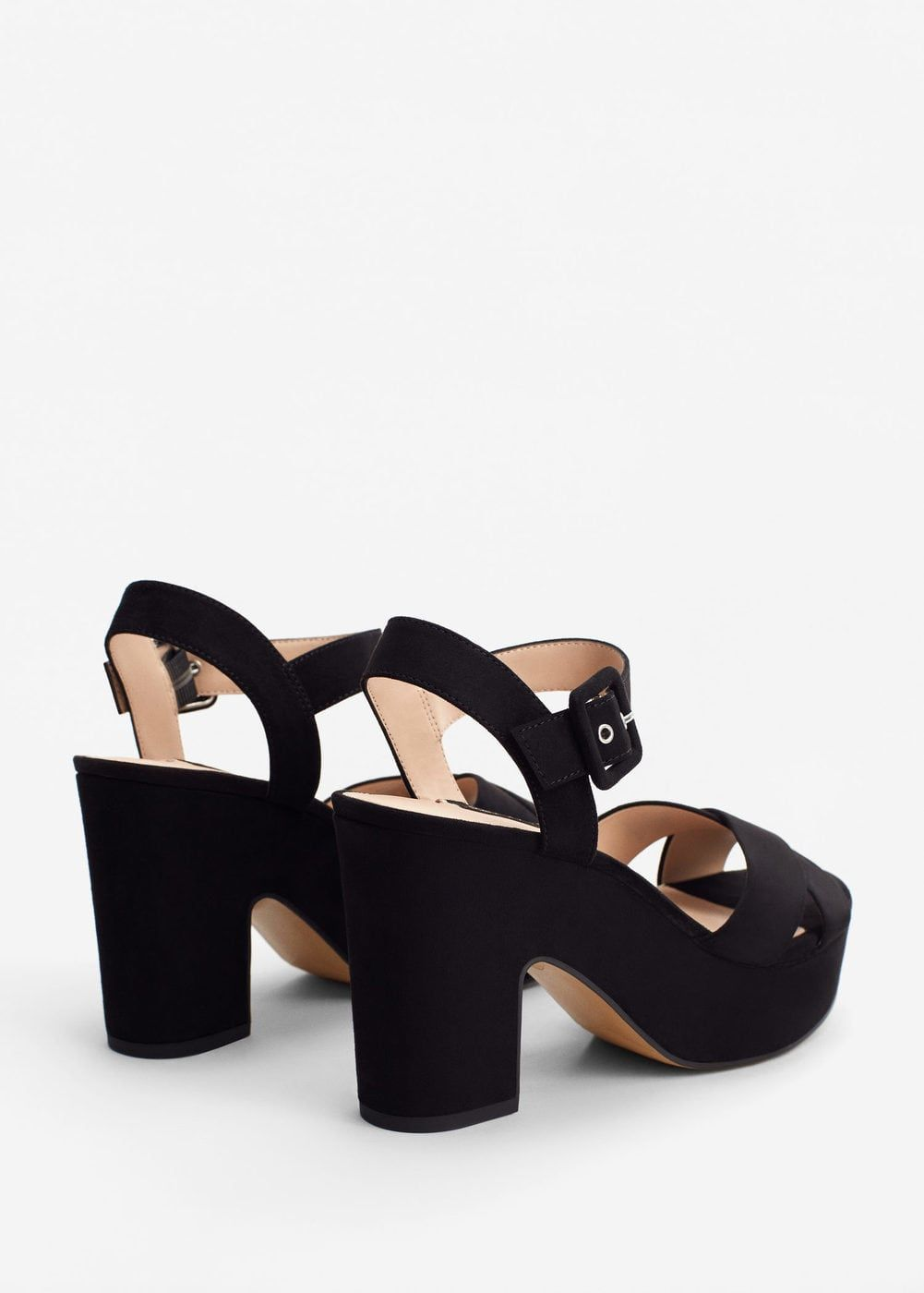 Plataforma Zapatos Sandalia Cruzada MujerMy Style De Tacón Jlu1cTK3F