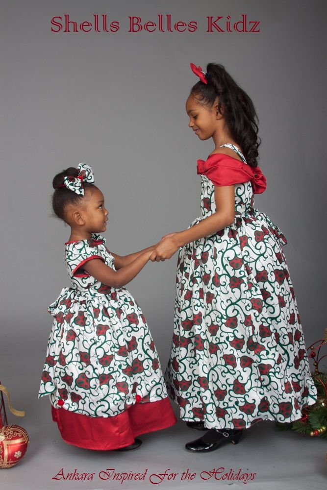 Get Your Mini Me Beautiful Stylish Amp Fabulous Ankara