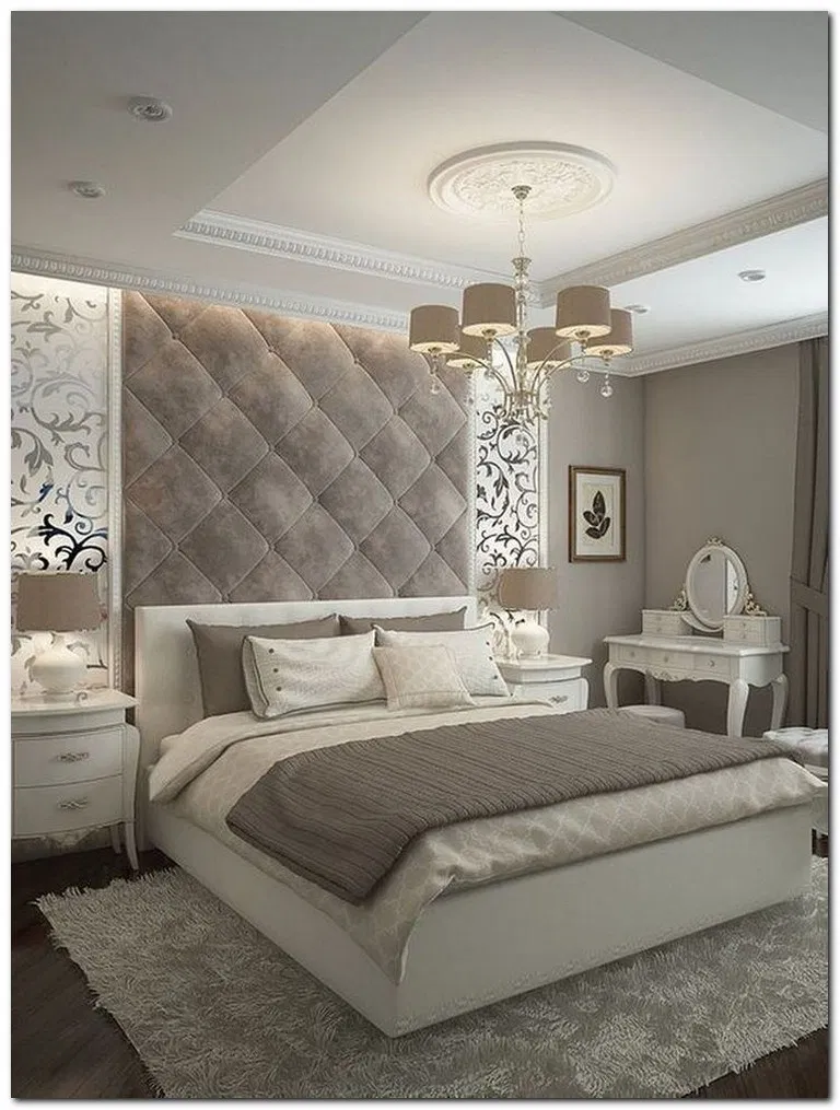 41+ Luxury Furniture 2020 for Your Master Bedroom in 2020 ...