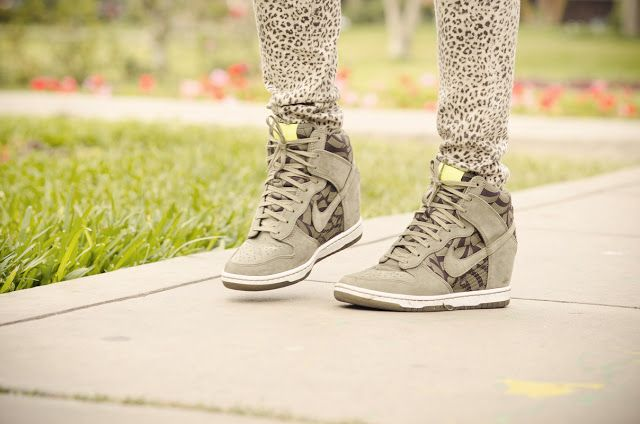 zapatillas nike high