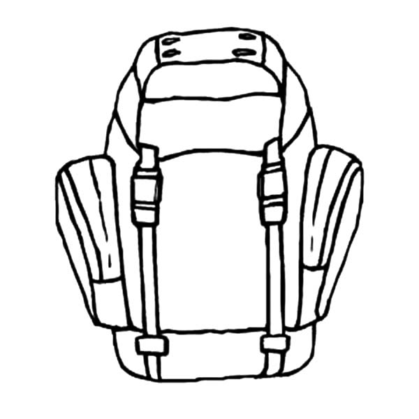 Pin By Tocolor On Backpack Coloring Pages Coloring Pages Color Backpacks