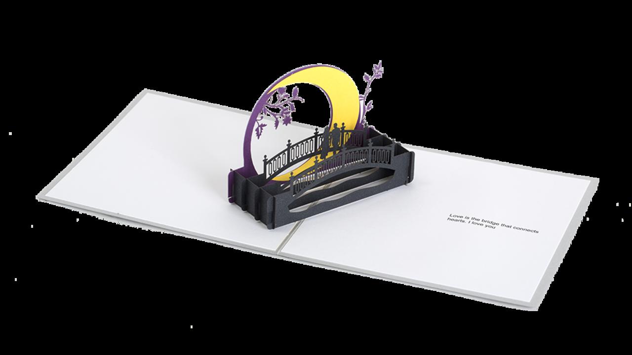 Moon Bridge PaperPop