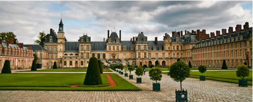 Insead Campus In Fontainebleau France This Quaint French Town Has Such Lovely Charm