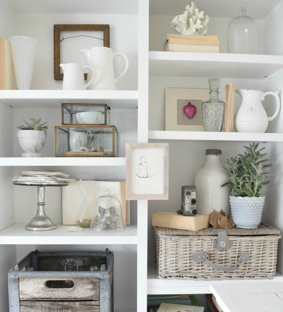Bookcase Styling Easy Tips + Tricks Bookcase styling