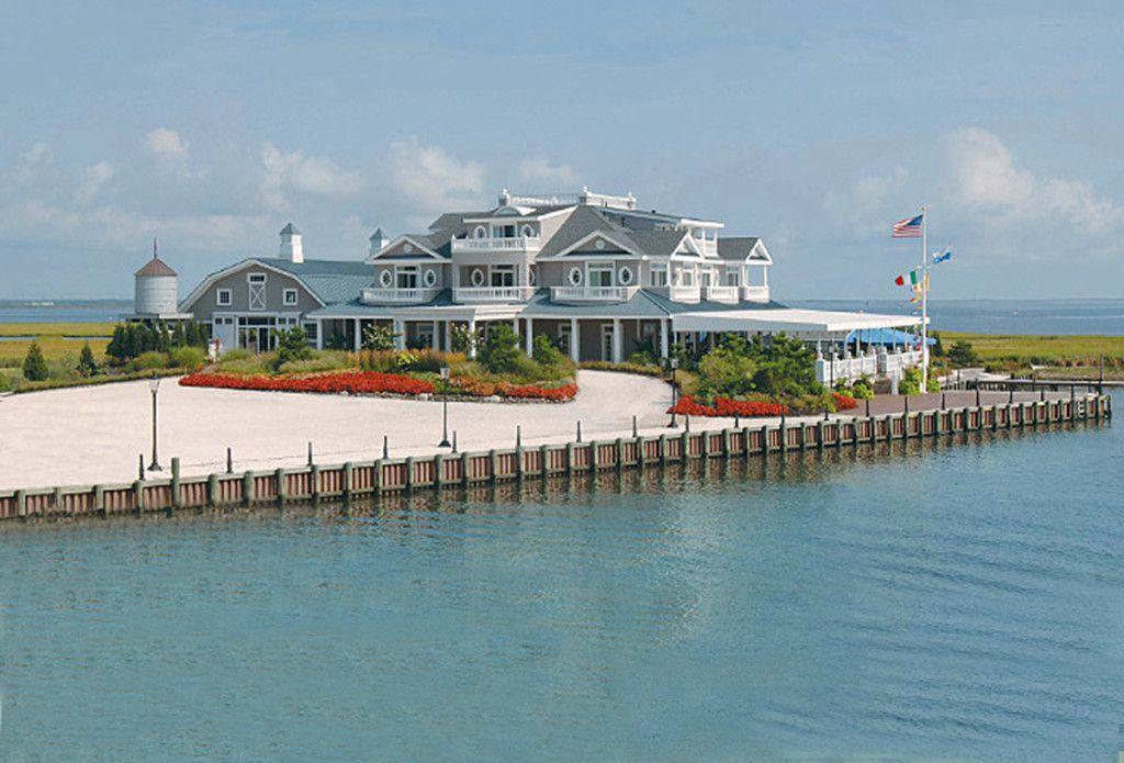 Bonnet Island Estate On The Water Wedding Venue In NJ