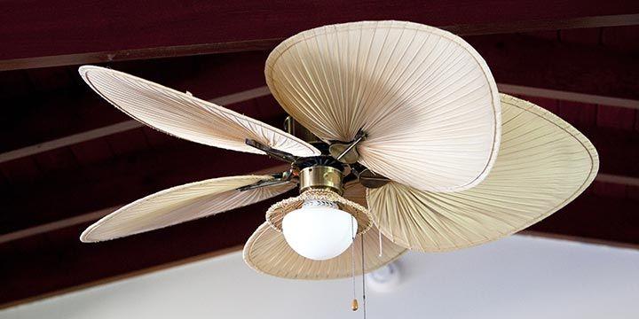 7 Common Types Of Ceiling Fans Ceiling Fan Lighting Controls Fan