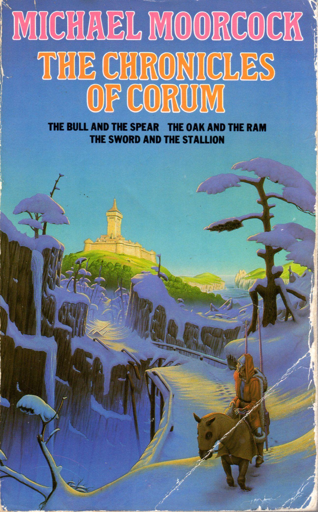 Chronicles Of Corum - Michael Moorcock Books