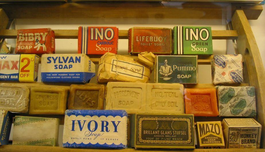Carol Vaughn soap collection ile ilgili görsel sonucu