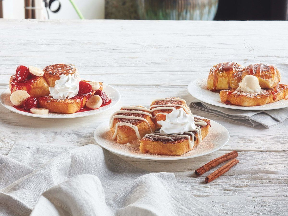 IHOP Unveils King\'s Hawaiian Sweet Bread French Toast | Places to go ...