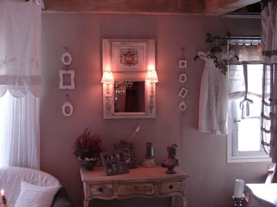Deco Shabby Charme romantic decor | salon romantique shabby deco charme - le grenier d