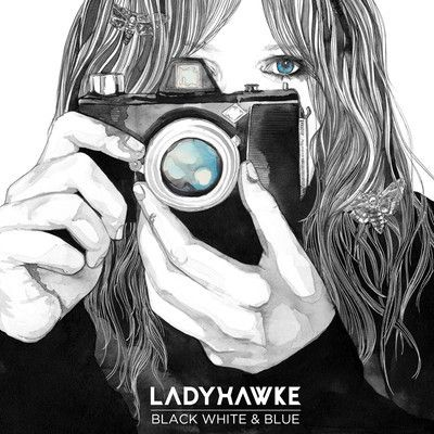 "The Big Pink Remix Ladyhawke – ""Black White and Blue"""